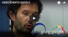 Video Evento di Google