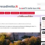 home page tipresadireta.it