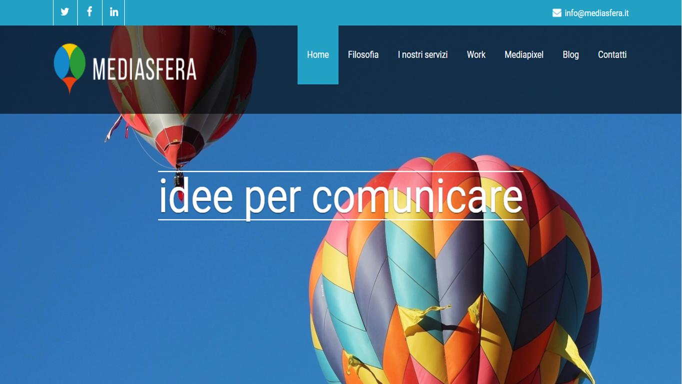 home page Mediasfera